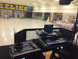 Dj Booth Charts Photo Of My Dj Booth Prior To Middle School Dance On Dec 12