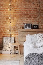 exposed brick wall decorating ideas