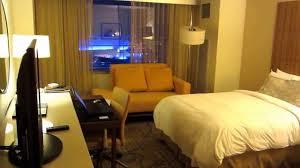 Marriott Two Bedroom Suite Jw Marriott Los Angeles La Live Room Tour Room 1132 Youtube