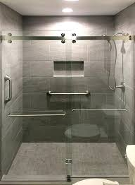 cambridge frameless bypass sliding shower door system sliding shower doors dreamline sliding shower door installation instructions