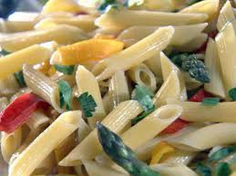 Image result for Penne primavera salad