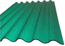 pc corrugated plastic greenhouse panels opaque corrugated roofing sheets for building