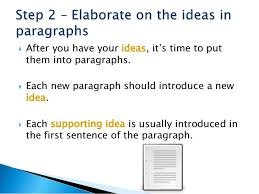 essay writing for beginners part