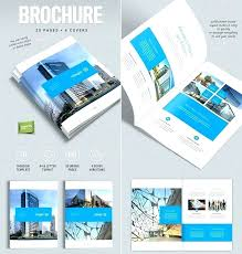 Best Brochure Templates Indesign Template Ideas