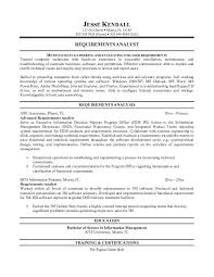 ... Resume Requirements 1 Valuable Design Resume Requirements 10 Example  Analyst Sample.