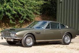 1968 Aston Martin Dbs Vintage Car For Sale