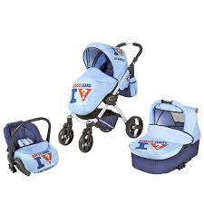 although they have been designing fashions for the entire family for years guess has just recently debuted a brand new stroller set which
