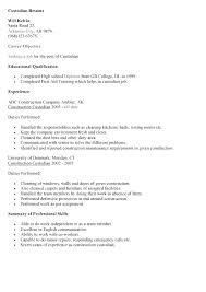 Custodian Resume Best 6419 Custodian Resume Objective Statement Creerpro
