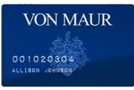 Von Maur Credit Card Application Von Maur Credit Card