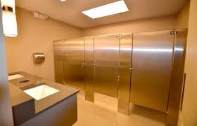 Public Commercial Bathroom Partitions for Privacy | Inspiration ...