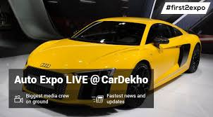 new car launches at auto expoAuto Expo 2016 Live  The Motor Show News  New Car Launches News
