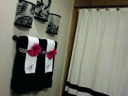 pink and black bathroom pink and black bathroom white decor so at the new house upstairs pink and black bathroom