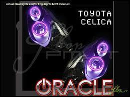 00-05 Toyota Celica LED ColorSHIFT Halo Rings Headlights Bulbs