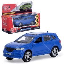 <b>Игрушка детская Технопарк Renault</b> Koleos 268488 в Воронеже ...