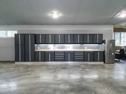 garage interior. AFTER Garage Interior O