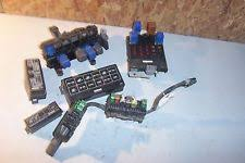 nissan sentra other nissan sentra 95 99 fuse box fuse relay module lot 1 6 dohc 2