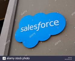Salesforce Logo Salesforce Logo Stock Photos Salesforce Logo Stock Images