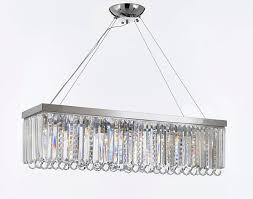 kitchen outstanding rectangular crystal chandeliers 27 g902 b40 1120 10 attractive rectangular crystal chandeliers 19 chandelier