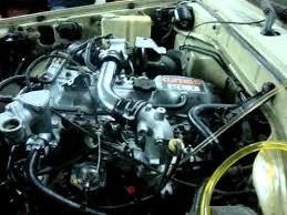 Motor TOYOTA 2LT - YouTube
