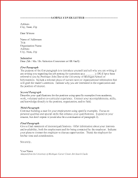 Awesome Addressing Cover Letter Personal Leave