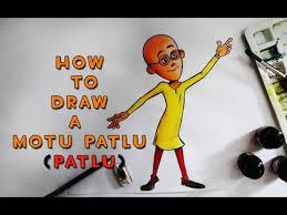 motu patlu drawing book how to draw motu patlu patlu of motu patlu drawing book