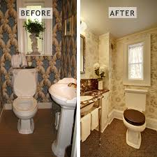 ... Elegant Powder Room Design ...