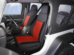 jeep tj seat covers