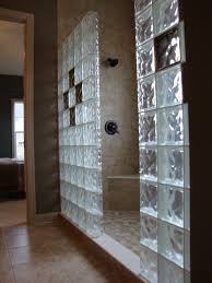 glass block showers in columbus