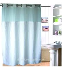 hookless shower curtain extra long large size of white vinyl extra long shower curtain liner intended