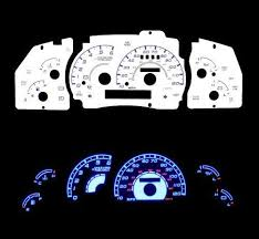 95 01 ford ranger with tach white glow light glow gauge by high 91 ranger tachometer at Ford Ranger Tachometer Wiring Diagram