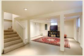 Since basements don't typically receive much natural light, avoiding dark  colors can help your space feel more open and bright.