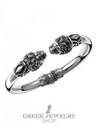 greek jewelry s finest silver lion