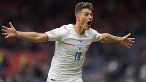 Europei, Scozia-Repubblica Ceca 0-2: Schick fa doppietta, gol da 45 metri e  mezzo - la Repubblica