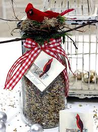 Decorate A Jar For Christmas Gifts in a Jar LastMinute Gifts in a Jar Ideas DIY Projects 96