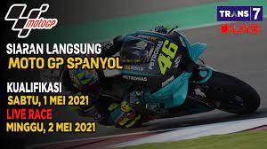 Watch free hd movie online and download the latest movie without registration. Jadwal Siaran Langsung Moto Gp Minggu Ini Gp Spanyol Seri 4 2021 Live Trans 7 Sport Phobia