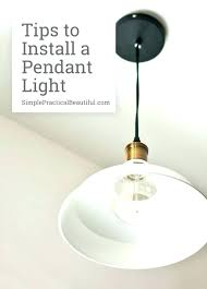 electrical light box install ceiling light without box how to install ceiling light without junction box