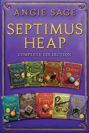 septimus heap complete collection book one magyk book two  22206804