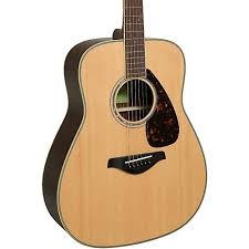 yamaha acoustic guitar. yamaha fg830 dreadnought acoustic guitar s