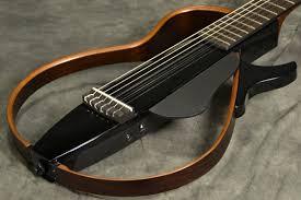 yamaha silent guitar. yamaha slg200n tbl (translucent st black) yamaha silent guitar slg-200n nylon
