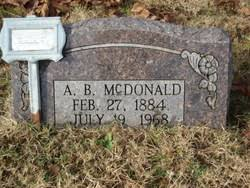 Archie Buford McDonald (1884-1968) - Find A Grave Memorial