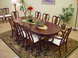 peaceful design ideas queen anne dining room set 3
