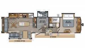2018 eagle 355mbqs floor plan img