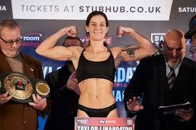 Terri Harper Outpoints Obenauf, Bakole Pounds Hernandez - Boxing News
