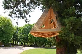 Hanging Tree House Treehouse Design Inhabitat Green Design Innovation