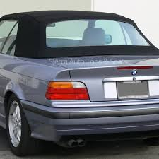 BMW 3 Series bmw 3 series convertible : BMW 3-Series Convertible Top 94-99, Black Twillfast II Cloth ...