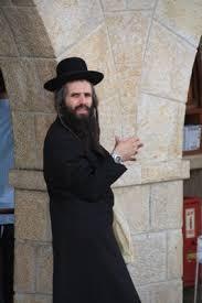 「ユダヤ教徒の正装」の画像検索結果