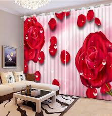 Red Bedroom Curtains Online Get Cheap Red Bedroom Curtains Aliexpresscom Alibaba Group