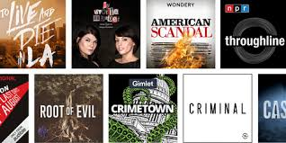 Podcast Top Charts Usa 34 Best True Crime Podcasts Of 2019 To Keep Your Commute