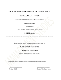 College Report Title Page Index Of Cdn 25 2002 45