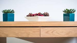slimline console table. slimline washed oak console table